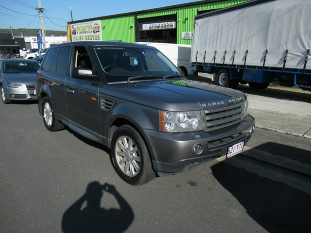 Used Land Rover Range Rover Sport L320 09MY TDV6, 2008 Land Rover Range Rover Sport L320 09MY TDV6 Grey 6 Speed Sports Automatic Wagon