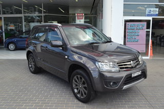 2016 Suzuki Grand Vitara JB Sport Grey 5 Speed Manual Wagon