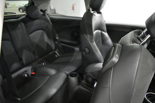 2016 Mini Hatch F56 Cooper S Black 6 Speed Automatic Hatchback