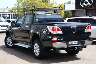 2015 Mazda BT-50 UP0YF1 XTR 4x2 Hi-Rider Black 6 Speed Sports Automatic Utility.