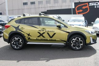 2020 Subaru XV MY21 Hybrid S AWD Plasma Yellow Continuous Variable Wagon