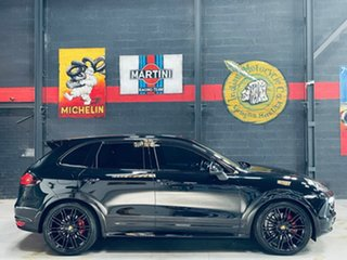 2013 Porsche Cayenne 92A MY14 GTS Tiptronic Black 8 Speed Sports Automatic Wagon.