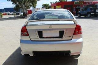 2005 Holden Commodore VZ SV6 Silver 5 Speed Auto Active Select Sedan