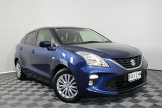 2020 Suzuki Baleno EW Series II GL Stargazing Blue 4 Speed Automatic Hatchback.