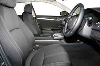 2021 Honda Civic 10th Gen MY20 VTi-S Modern Steel 1 Speed Constant Variable Sedan
