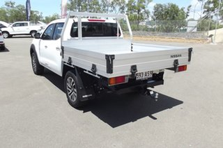 2020 Nissan Navara D23 S4 MY20 RX White 6 Speed Manual Cab Chassis.