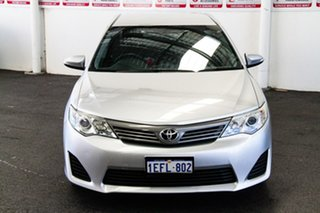2012 Toyota Camry ASV50R Altise Silver Pearl 6 Speed Automatic Sedan