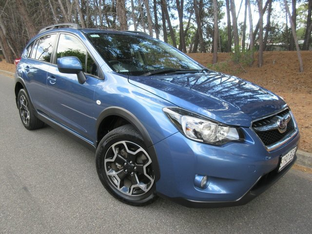 Used Subaru XV G4X MY15 2.0i-L Lineartronic AWD Reynella, 2015 Subaru XV G4X MY15 2.0i-L Lineartronic AWD Blue 6 Speed Constant Variable Wagon