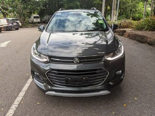 2018 Holden Trax TJ MY19 LTZ Grey 6 Speed Automatic Wagon.