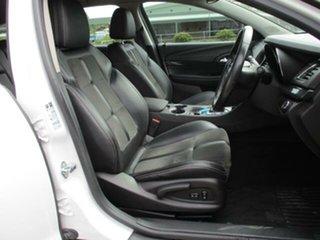 2017 Holden Commodore SV6 SV6 White Automatic Sportswagon