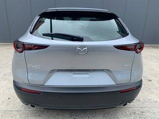 2020 Mazda CX-30 DM2WLA G25 SKYACTIV-Drive Astina Sonic Silver 6 Speed Sports Automatic Wagon