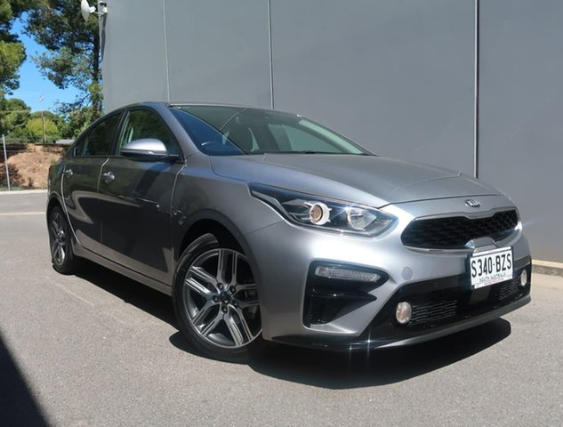 Used Kia Cerato BD MY19 Sport Reynella, 2018 Kia Cerato BD MY19 Sport Grey 6 Speed Sports Automatic Sedan