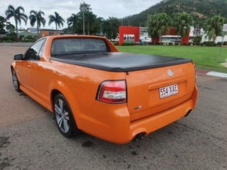 2013 Holden Ute VF MY14 SV6 Ute Orange 6 Speed Sports Automatic Utility