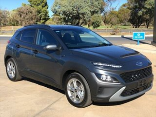2020 Hyundai Kona Os.v4 MY21 Active 2WD Dark Knight 8 Speed Constant Variable Wagon.