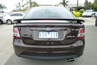 2010 Ford Falcon FG XR6 Velvet 6 Speed Sports Automatic Sedan