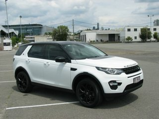 2015 Land Rover Discovery Sport LC SE White 9 Speed Automatic Wagon.