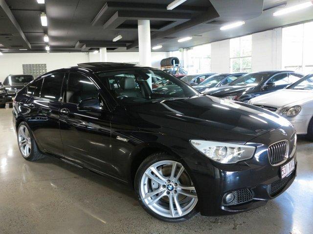 Used BMW 5 Series F07 LCI 535i Gran Turismo Steptronic M Sport Albion, 2013 BMW 5 Series F07 LCI 535i Gran Turismo Steptronic M Sport Carbon Black 8 Speed Sports Automatic