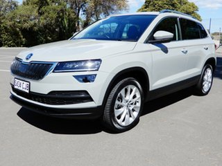 2018 Skoda Karoq NU MY18 110TSI FWD Steel Grey 6 Speed Manual Wagon
