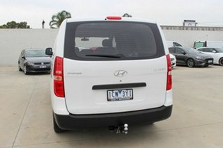 2014 Hyundai iLOAD TQ2-V MY14 White 6 Speed Manual Van