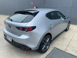2020 Mazda 3 BP2H7A G20 SKYACTIV-Drive Evolve Sonic Silver 6 Speed Sports Automatic Hatchback
