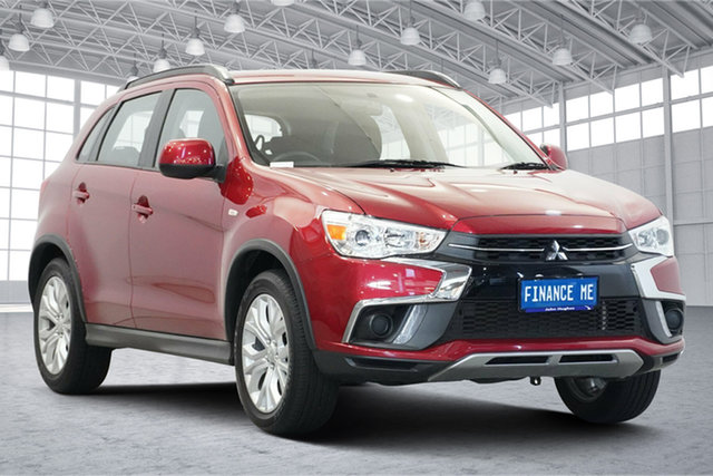 Used Mitsubishi ASX XD MY20 ES 2WD Victoria Park, 2019 Mitsubishi ASX XD MY20 ES 2WD Red 1 Speed Constant Variable Wagon