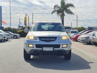 2005 Honda MDX YD1 Silver Automatic Wagon.