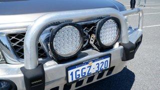 2008 Nissan Patrol GU 6 MY08 TI Gold 5 Speed Manual Wagon