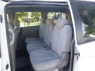 2008 Kia Grand Carnival VQ EX White Sports Automatic Wagon