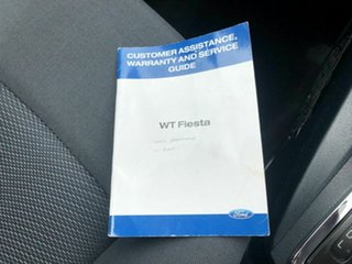 2010 Ford Fiesta WT CL PwrShift Silver 6 Speed Sports Automatic Dual Clutch Hatchback
