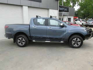 2016 Mazda BT-50 UR0YG1 XTR 4x2 Hi-Rider Blue 6 Speed Sports Automatic Utility.