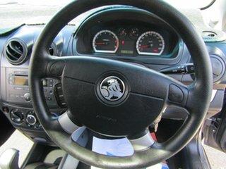 2009 Holden Barina TK MY10 Grey 4 Speed Automatic Hatchback