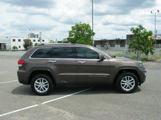 2017 Jeep Grand Cherokee WK MY18 Limited (4x4) Brown 8 Speed Automatic Wagon