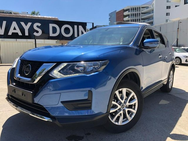 Used Nissan X-Trail ST Goulburn, 2019 Nissan X-Trail ST Blue Constant Variable Wagon