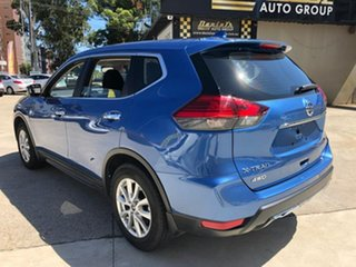 2019 Nissan X-Trail ST Blue Constant Variable Wagon.