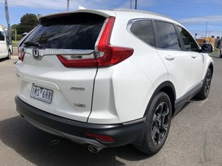 2018 Honda CR-V MY18 VTi-LX (AWD) White Continuous Variable Wagon