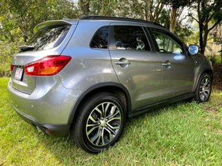 2016 Mitsubishi ASX XC MY17 LS 2WD Grey 6 Speed Constant Variable Wagon.