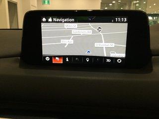 2017 Mazda CX-5 KF4WLA Akera SKYACTIV-Drive i-ACTIV AWD Solu Red Crystal/bla 6 Speed