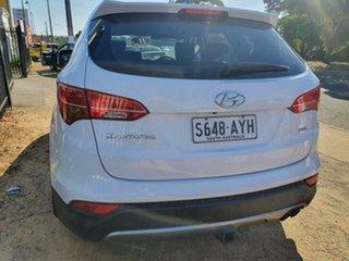 2013 Hyundai Santa Fe DM MY13 Active White 6 Speed Sports Automatic Wagon