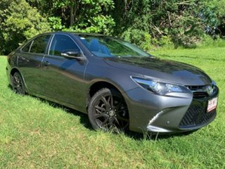 2016 Toyota Camry ASV50R MY17 RZ S.E. Graphite 6 Speed Automatic Sedan.