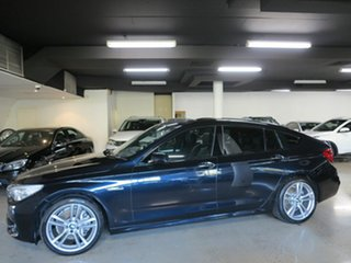 2013 BMW 5 Series F07 LCI 535i Gran Turismo Steptronic M Sport Carbon Black 8 Speed Sports Automatic