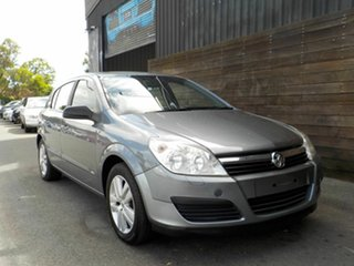 2007 Holden Astra AH MY07.5 CDX Grey 4 Speed Automatic Hatchback.