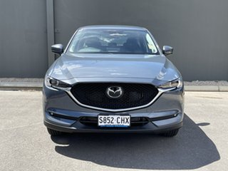 2020 Mazda CX-5 KF2W7A Maxx SKYACTIV-Drive FWD Sport Polymetal Grey 6 Speed Sports Automatic Wagon.