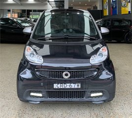 2014 Smart ForTwo C451 52KW mhd Final Edition Black Seq Manual Auto-Clutch Coupe.