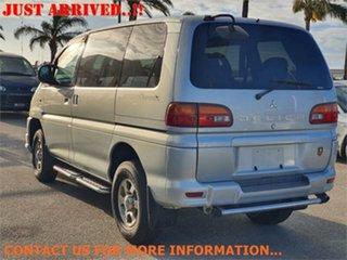 2003 Mitsubishi Delica PD6W Spacegear Chamonix Silver Automatic Van Wagon