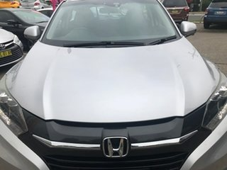 2015 Honda HR-V MY15 VTi-S Silver, Chrome 1 Speed Constant Variable Hatchback