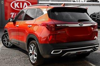 2020 Kia Seltos SP2 MY21 GT-Line DCT AWD Orange 7 Speed Sports Automatic Dual Clutch Wagon
