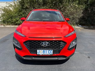 2019 Hyundai Kona OS.2 MY19 Active 2WD Red 6 Speed Sports Automatic Wagon