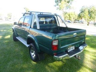 1999 Toyota Hilux RZN169R SR5 Green Manual Utility