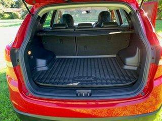 2015 Hyundai ix35 LM Series II SE (FWD) Red 6 Speed Automatic Wagon.