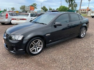 2010 Holden Commodore VE SV6 Black 4 Speed Auto Active Select Sedan